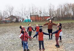 Köy okullarına eğitim desteği