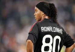 Ronaldinhonun dansı sosyal medyada olay oldu
