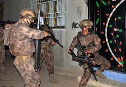 Uyuşturucu satıcılarına şafak operasyonu: 36 gözaltı kararı