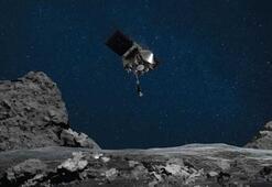 NASA Bennu'dan topladığı numuneleri dünyaya getiriyor