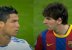 Messi ile Ronaldonun Şampiyonlar Liginde karşılaştığı son maç