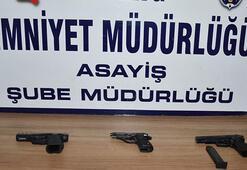 Elazığda asayiş uygulamasında yakalanan 15 kişi tutuklandı