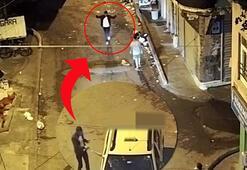 Beyoğlunda çukur sokak çetesine operasyon