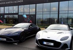 Alman devi Aston Martinin yüzde 20 hissesini alacak