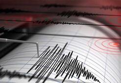 Son dakika... Erzincanda korkutan deprem Büyüklüğü...