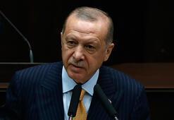 Cumhurbaşkanı Erdoğan, Mecliste soruları yanıtladı