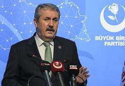 BBP Genel Başkanı Destici, Cumhurbaşkanı Erdoğanı arayarak destek verdi