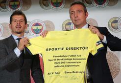 Son dakika | Fenerbahçede Emre Belözoğlu resmen sportif direktör