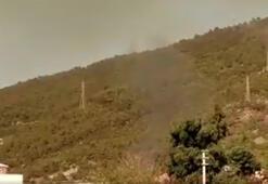 Kontrol altına alınan İskenderun yangınında kundaklama iddiası