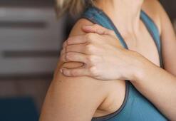 Düğme bile ilikletmeyen hastalık Omuzunuzdaki ağrı...
