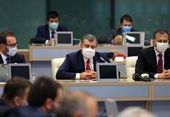 Son dakika I İlk kez İstanbulda Kritik toplantı başladı