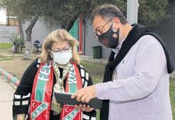 'Karşıyaka evimiz Selçuk Yaşar babamız'