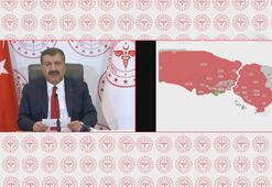 Sağlık Bakanı Fahrettin Koca koronavirüs açıklaması
