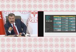 Sağlık Bakanı Koca korona virüs tablosunu açıkladı (28 Ekim 2020)