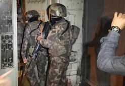 Son dakika... İstanbul merkezli 12 ilde DHKP-C operasyonu