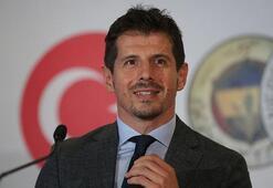 Emre Belözoğlu: En büyük hayalim yerli oyuncular yetiştirebilmek