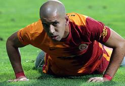 Son dakika | Galatasarayda yeni kaptan Feghouli