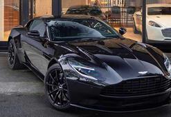 Aston Martin, firma hisselerinin %20sini Mercedese verdi