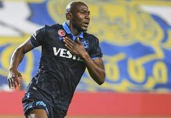 Trabzonsporun golcüsü Afobe, Sörlothu geride bıraktı