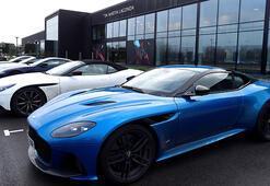 Mercedes, Aston Martin hisselerini arttırıyor