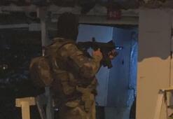 İstanbulda terör örgütü DHKP-Cye yönelik operasyon
