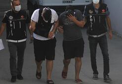 Otomobilin ses sisteminden uyuşturucu çıkmıştı 2 kişi tutuklandı