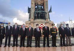 İstanbul Valiliğinde Cumhuriyet Bayramı töreni
