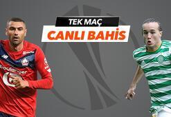 Lille - Celtic karşılaşmasında Canlı Bahis heyecanı Misli.comda