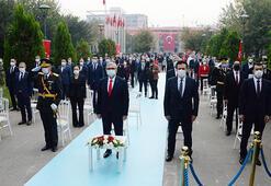 Cumhuriyetin 97nci yıl dönümü Diyarbakırda coşkuyla kutlandı