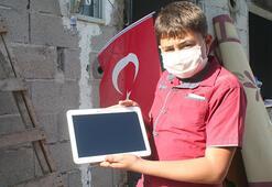 12 yaşında büyük dram yaşayan Mustafa'ya yardım eli