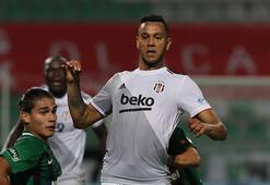 Son dakika - PFDKdan Beşiktaşlı Josef de Souzaya 2 maç ceza