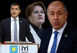 Son dakika... İYİ Partiden Ümit Özdağ kararı