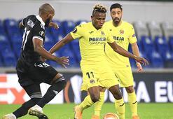 Karabağ, İstanbulda Villarreale 3-1 kaybetti