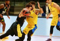 Maccabi Playtika Tel Aviv - Fenerbahçe Beko: 65-75