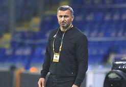 Gurbanov: Futbolcularım elinden geleni yaptı