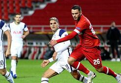 Antwerp - Tottenham: 1-0