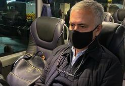 Mourinhodan maç sonrası olay mesaj Bu otobüsteki herkes...