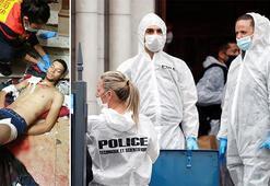Son dakika: Fransadaki saldırıda bu fotoğraf paylaşıldı Polisin müdahalesi...