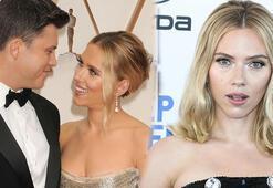 Scarlett Johansson ve Colin Jost evlendi