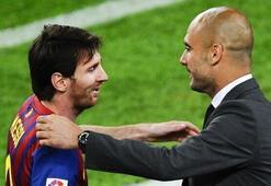 Son Dakika   Efsaneler yeniden bir araya geliyor Messi ve Guardiola...