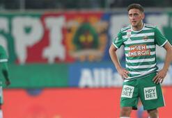 Melih İbrahimoğlu ilk Avrupa maçına çıktı