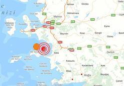 İzmir Valisinden son dakika deprem açıklaması