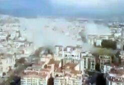 Son Dakika: İzmirde şiddetli deprem Ege ve Marmarayı salladı