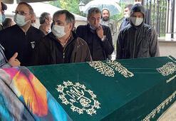 Erkan Petekkayanın acı günü Şerife Petekkaya son yolculuğuna uğurlandı