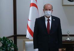 Tatar, Cumhurbaşkanı Erdoğana geçmiş olsun telefonu