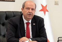 KKTC Cumhurbaşkanı Tatardan Cumhurbaşkanı Erdoğana geçmiş olsun telefonu
