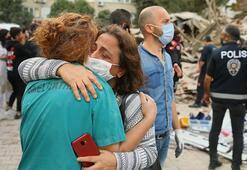 İzmirdeki deprem sonrası Türkiyeye dayanışma mesajları