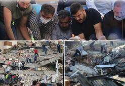 Son dakika İzmirde şiddetli deprem... Dünya depremi böyle gördü