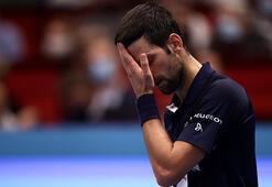 Djokovic çeyrek finalde elendi