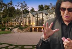 Gene Simmons malikanesini 184 milyon TLye satışa çıkardı